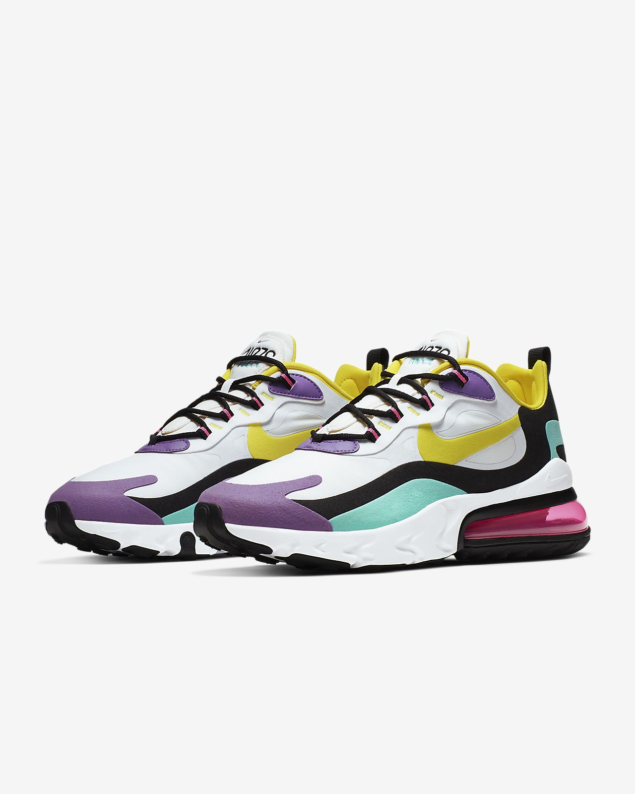 WORTH BUYING? Nike Air Max 270 REACT Review! Comparison to