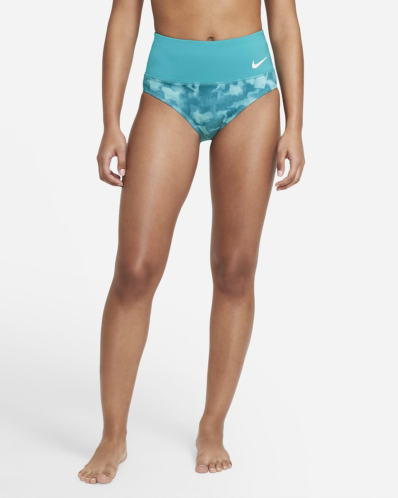 Nike Women's High-Waist Swim Bottom