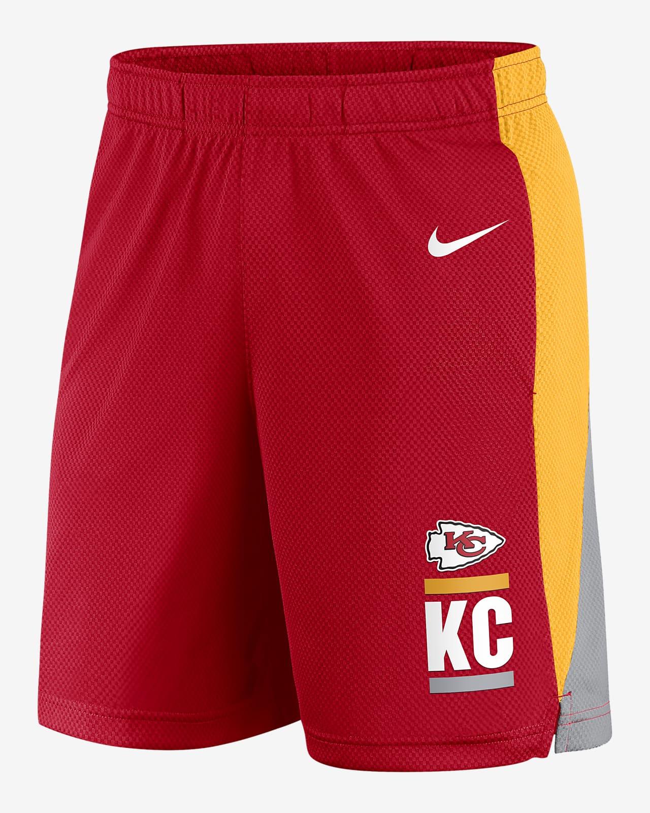 Nike Dri-FIT Broadcast (NFL Kansas City Chiefs) Men's Shorts