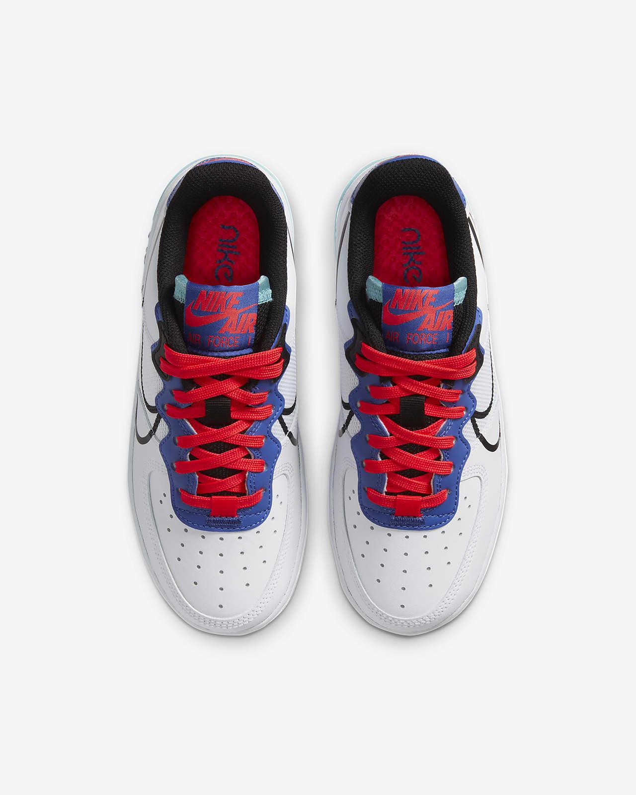 Scarpa Nike Air Force 1 React Ragazzi. Nike IT