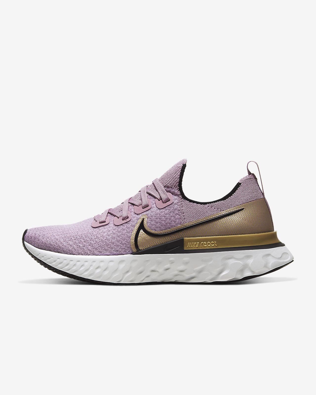 Nike React Infinity Run FK 女子跑步鞋