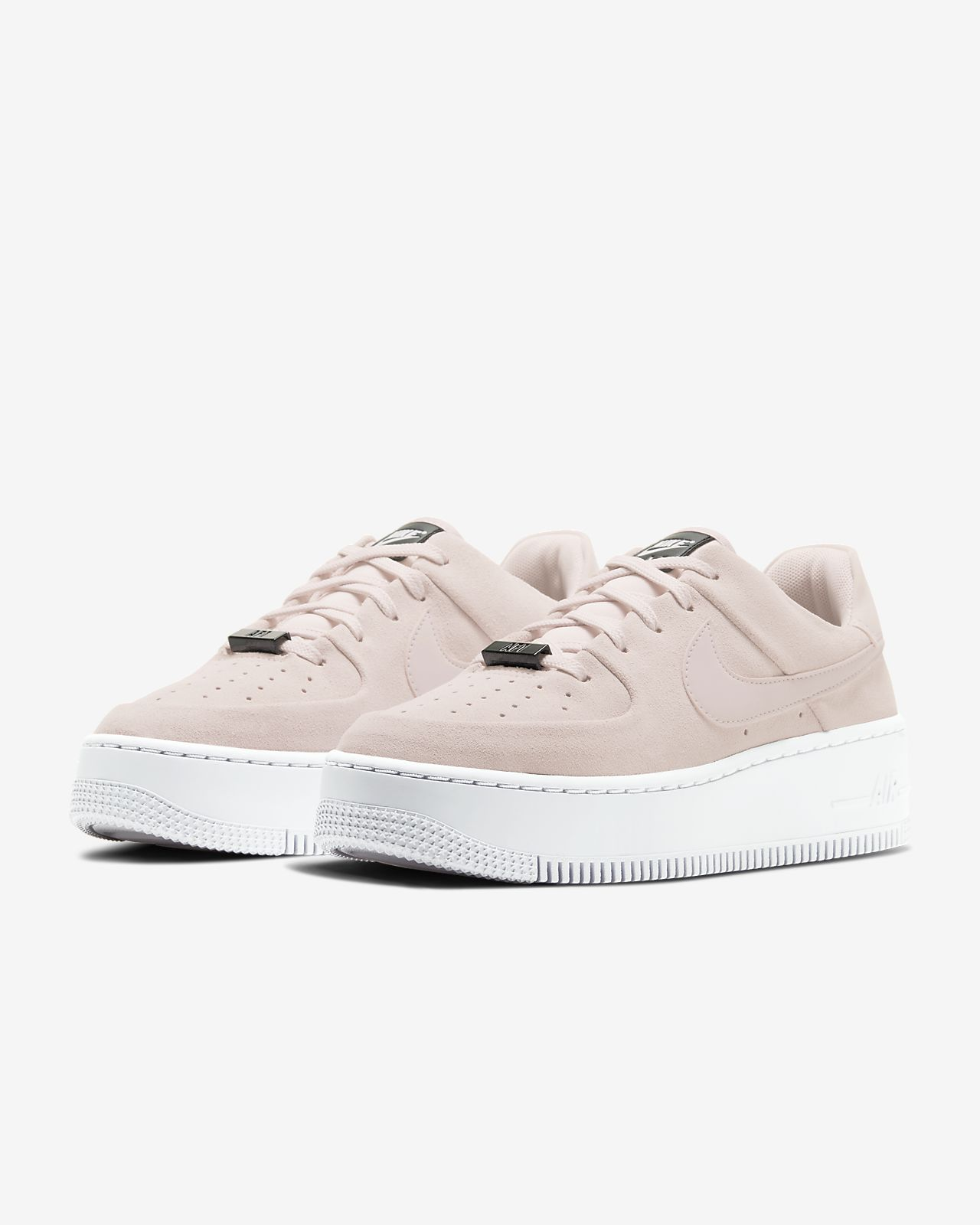 air force 1 rose femme