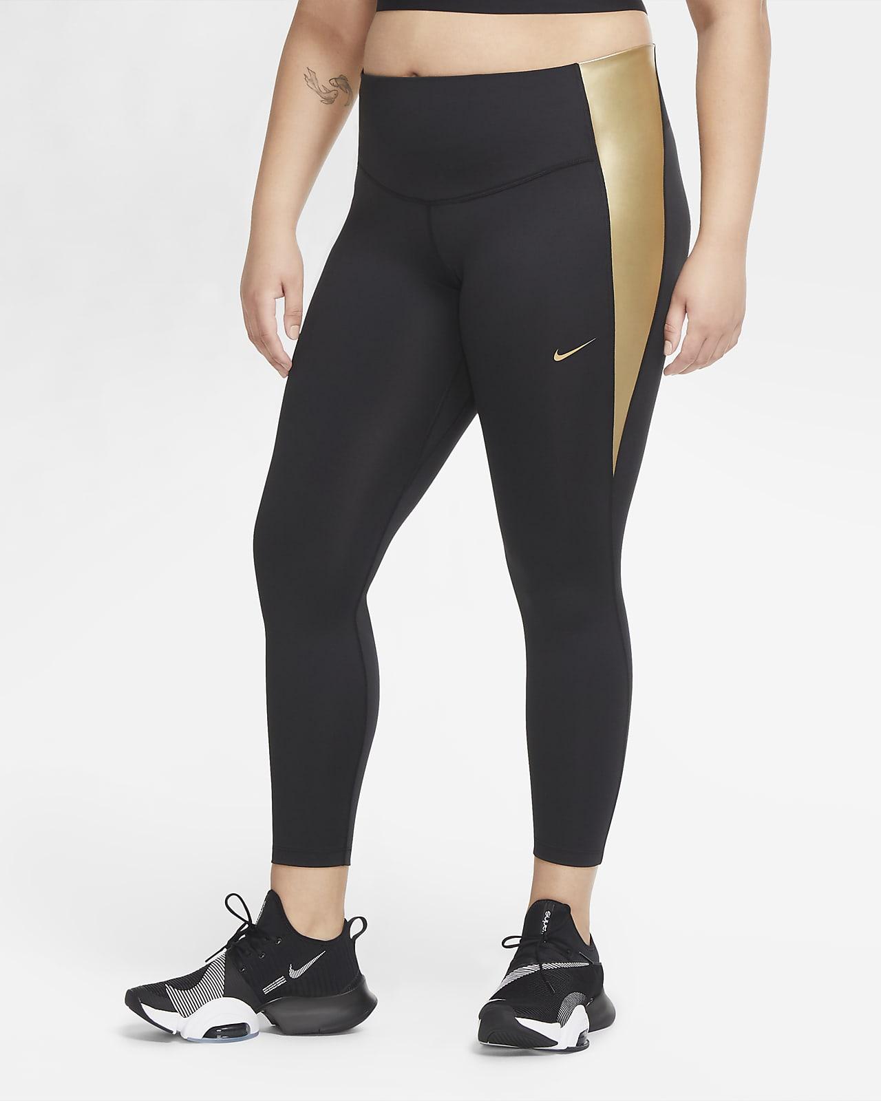 Nike One Damen-Tights (große Größe)