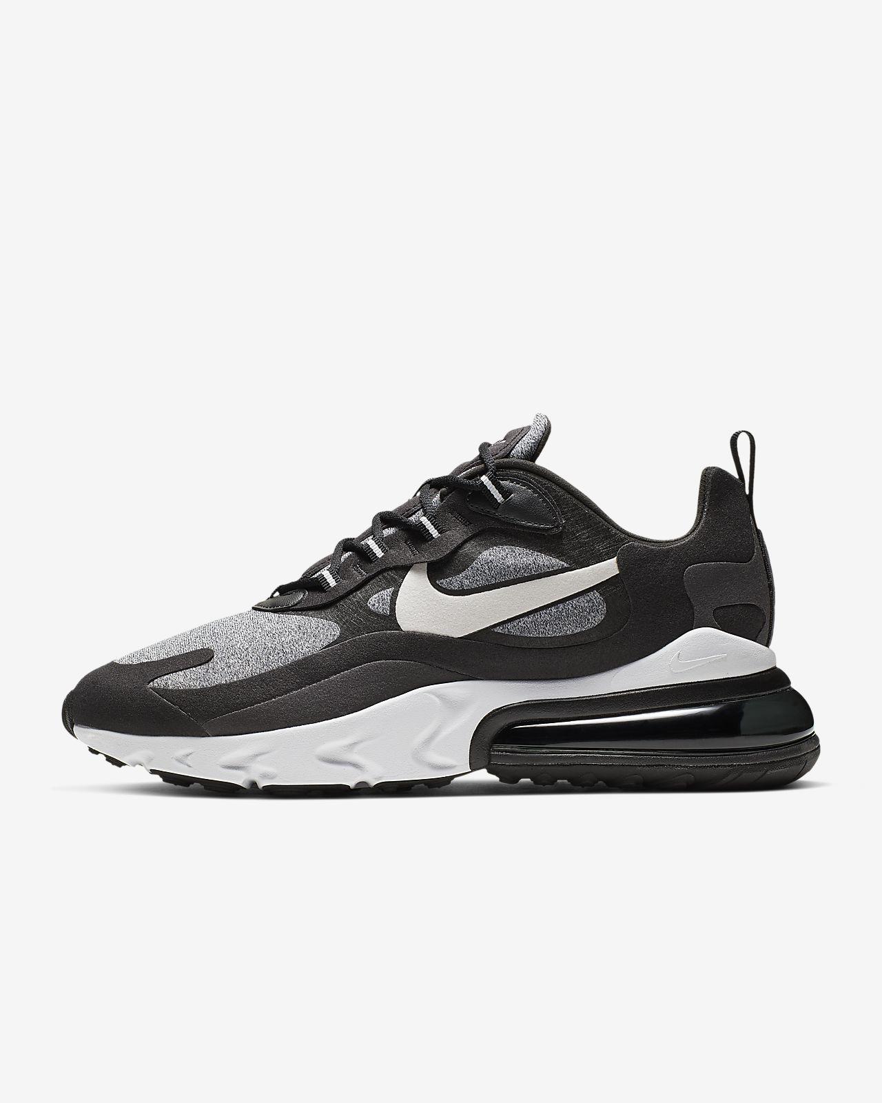 Nike Air Max 270 React (Op Art) Herrenschuh