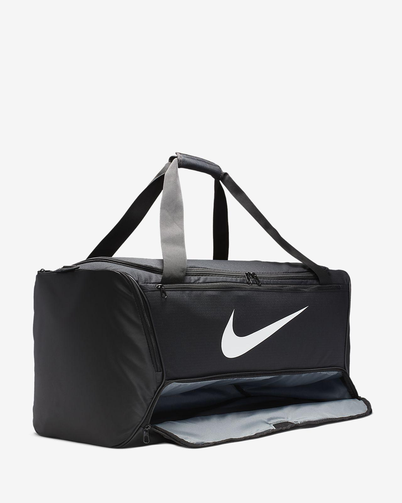 super popular hermoso estilo como escoger Nike Brasilia Bolsa de deporte de entrenamiento (grande). Nike ES