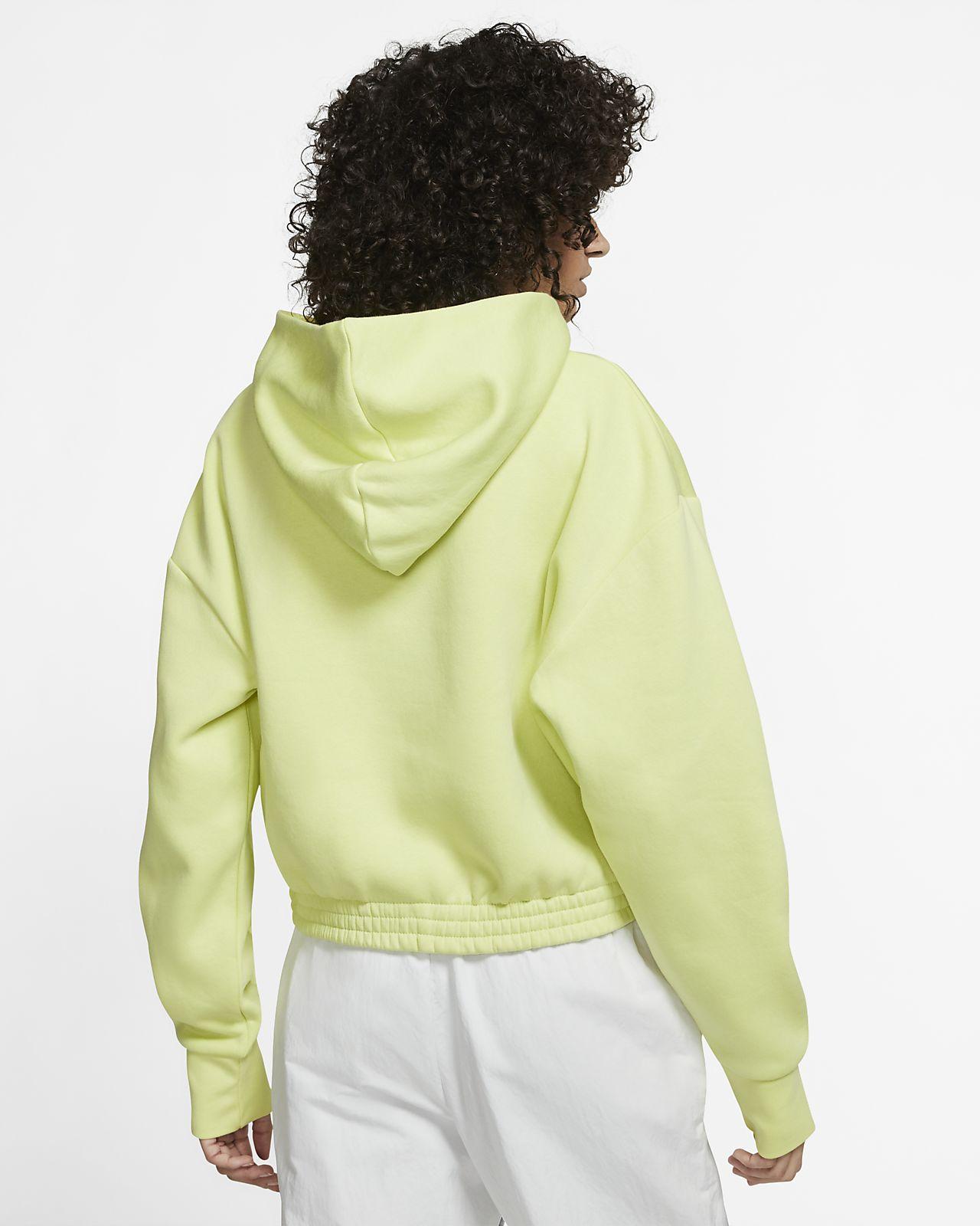 nike fleece hoodie women's