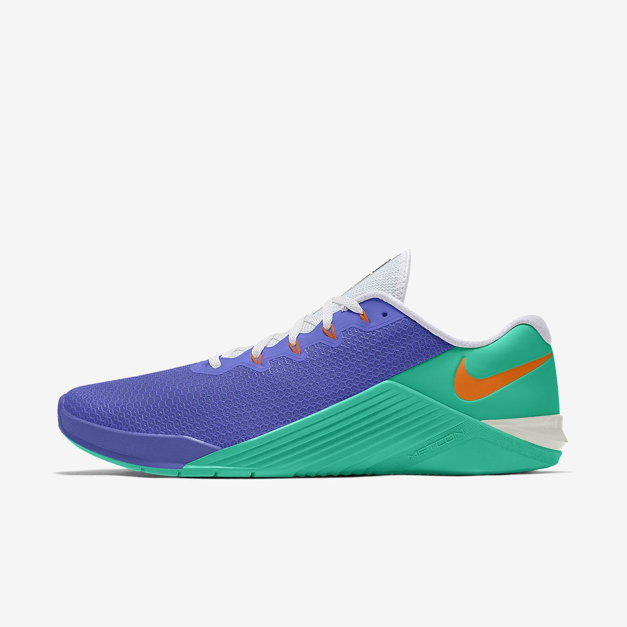 Nike Metcon 5 By You Sabatilles de cross-training i aixecament de pesos personalitzables