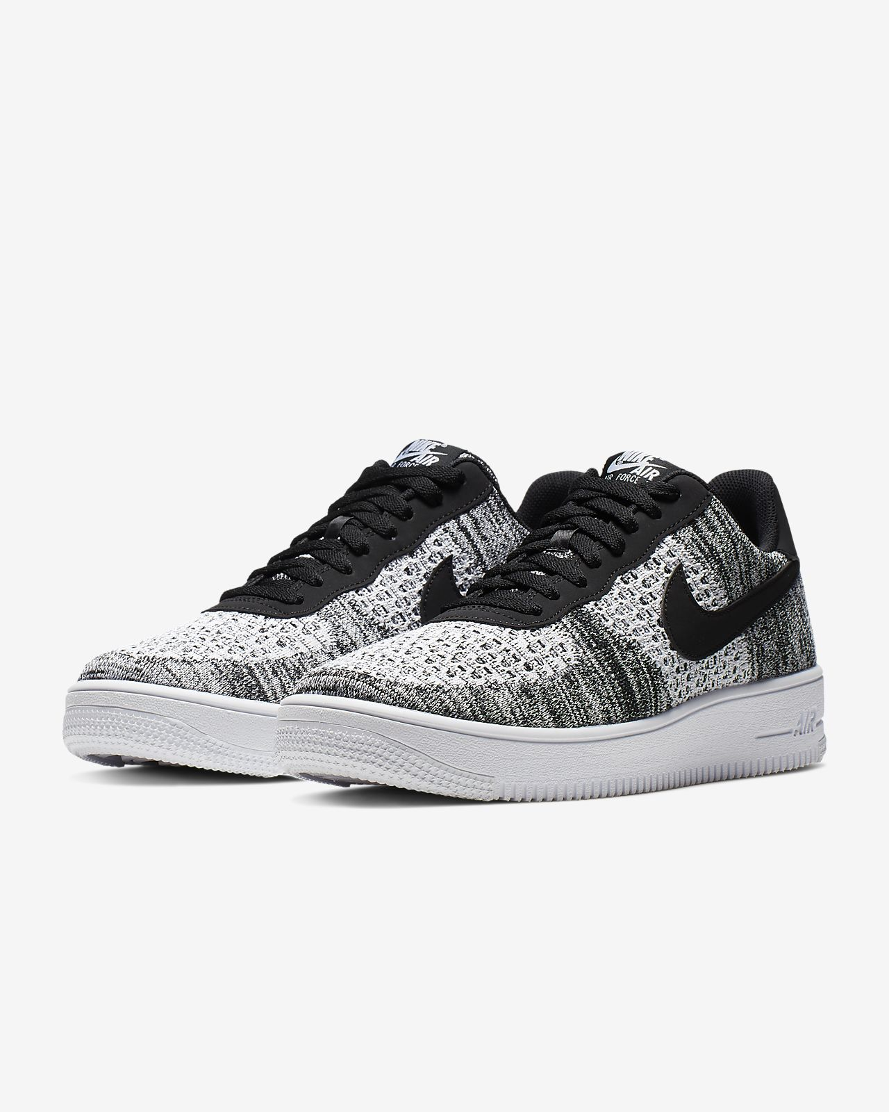 nike air force 1 flyknit 2.0 homme blanche