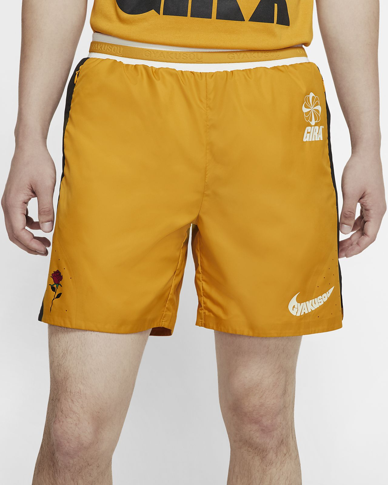 Nike x Gyakusou 多功能短褲