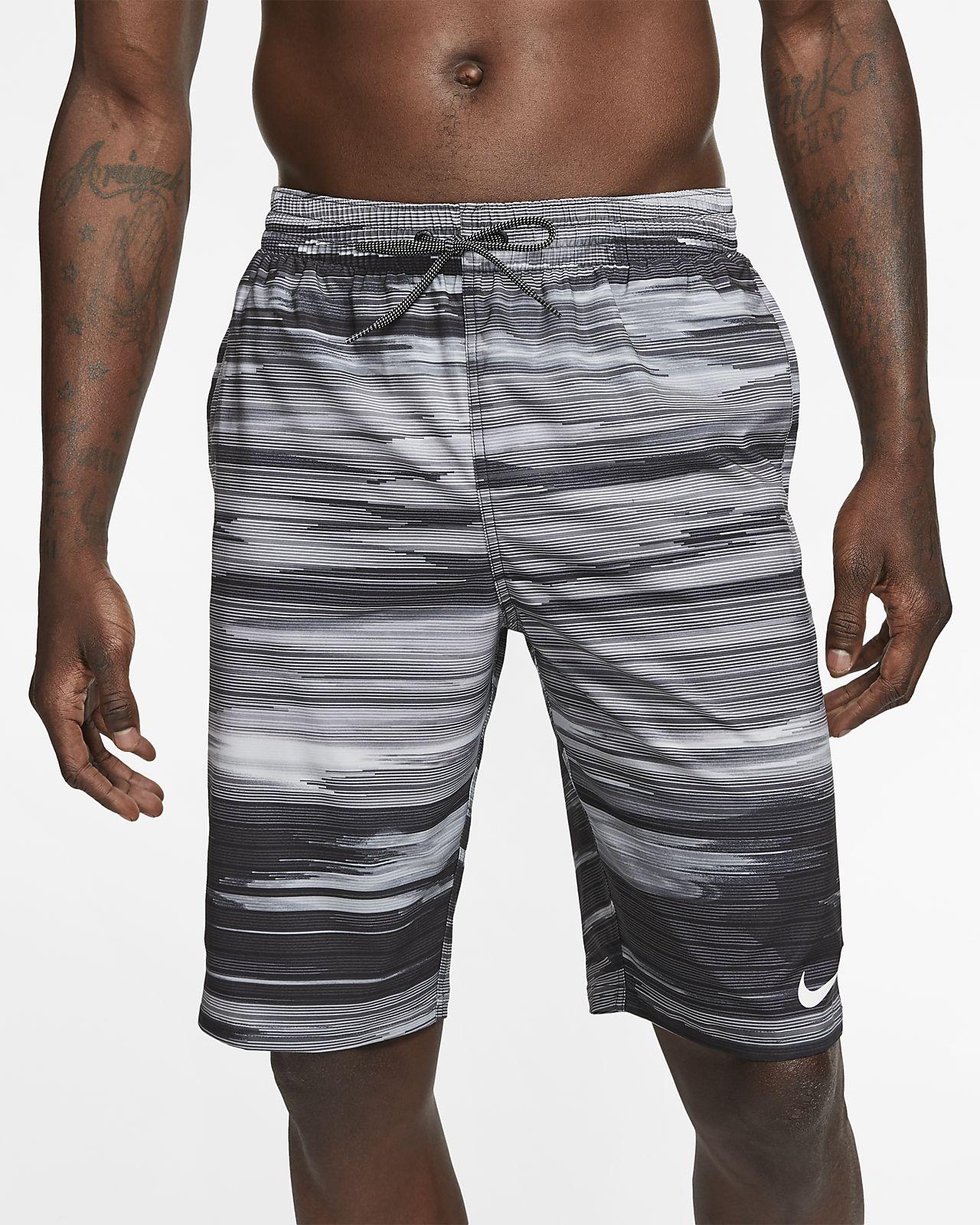 """Nike Sky Stripe Vital Men's 11"""" Swim Shorts"""
