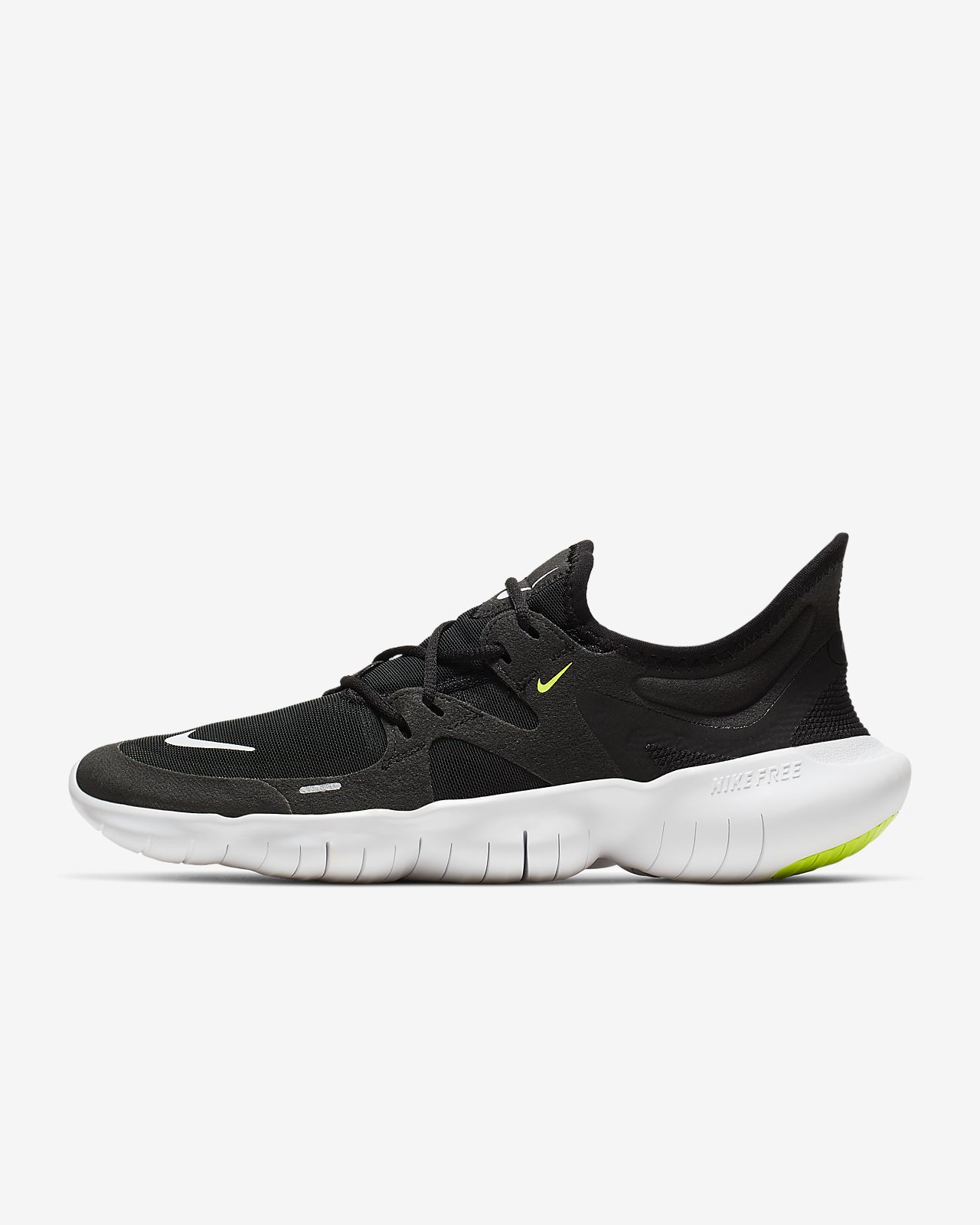 Nike Free Run 3 Damen Schwarz Lila | Black shoes women, Nike
