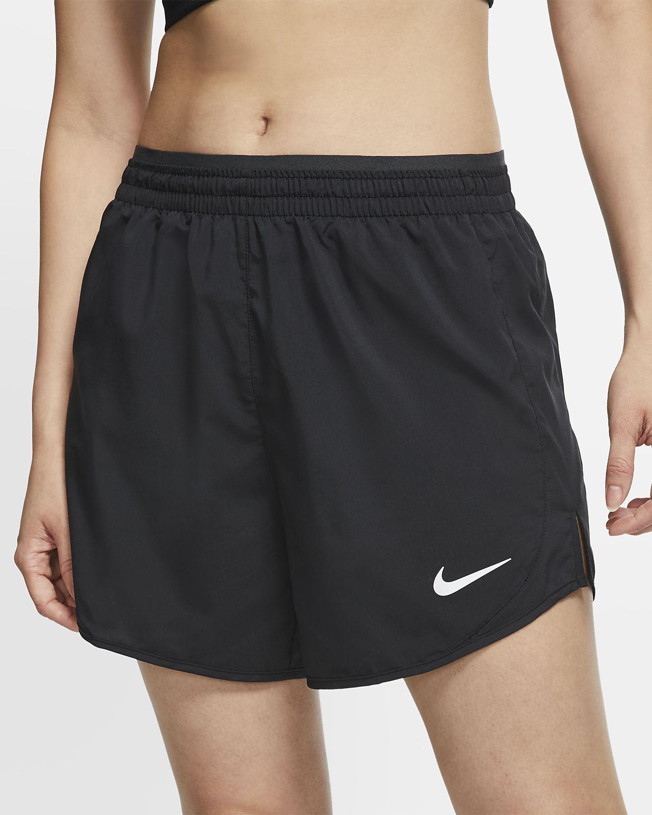 Nike Tempo Luxe-løbeshorts til kvinder