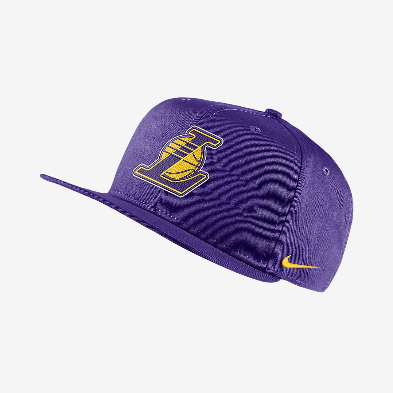 Casquette NBA Los Angeles Lakers Nike Pro