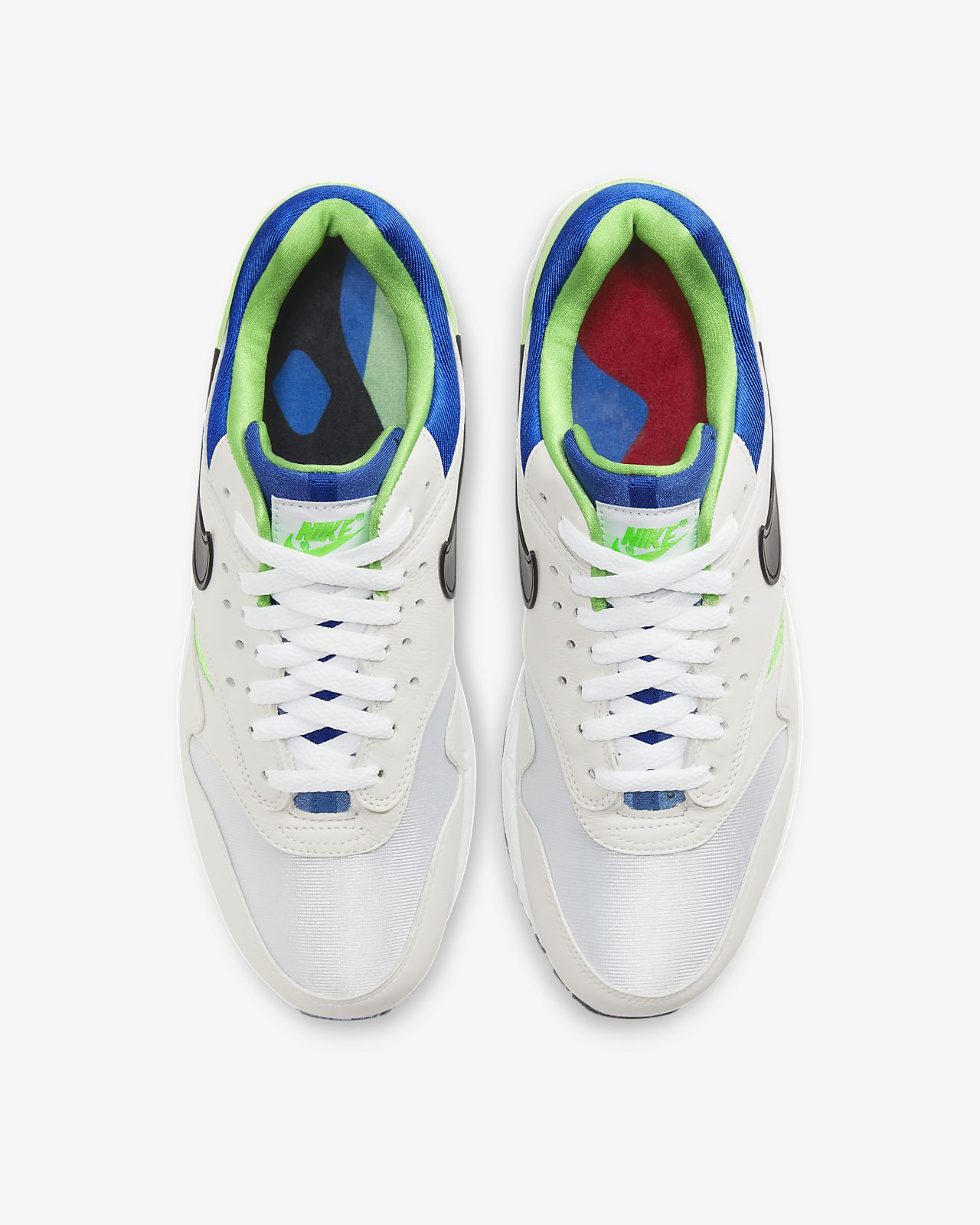 nike air max 1 dna ch.1 air huarache run royal