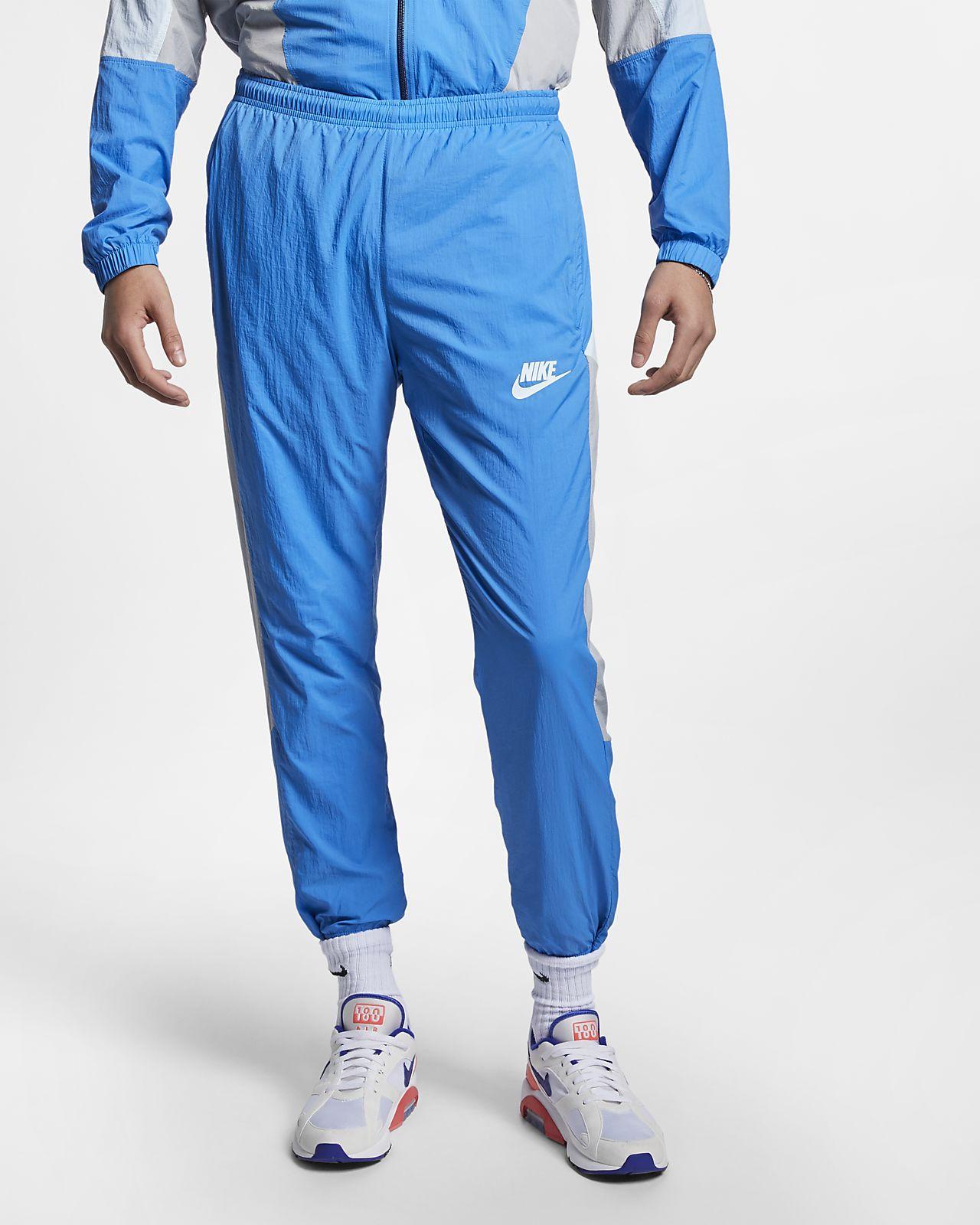 Nike Sportswear-vævede bukser til mænd