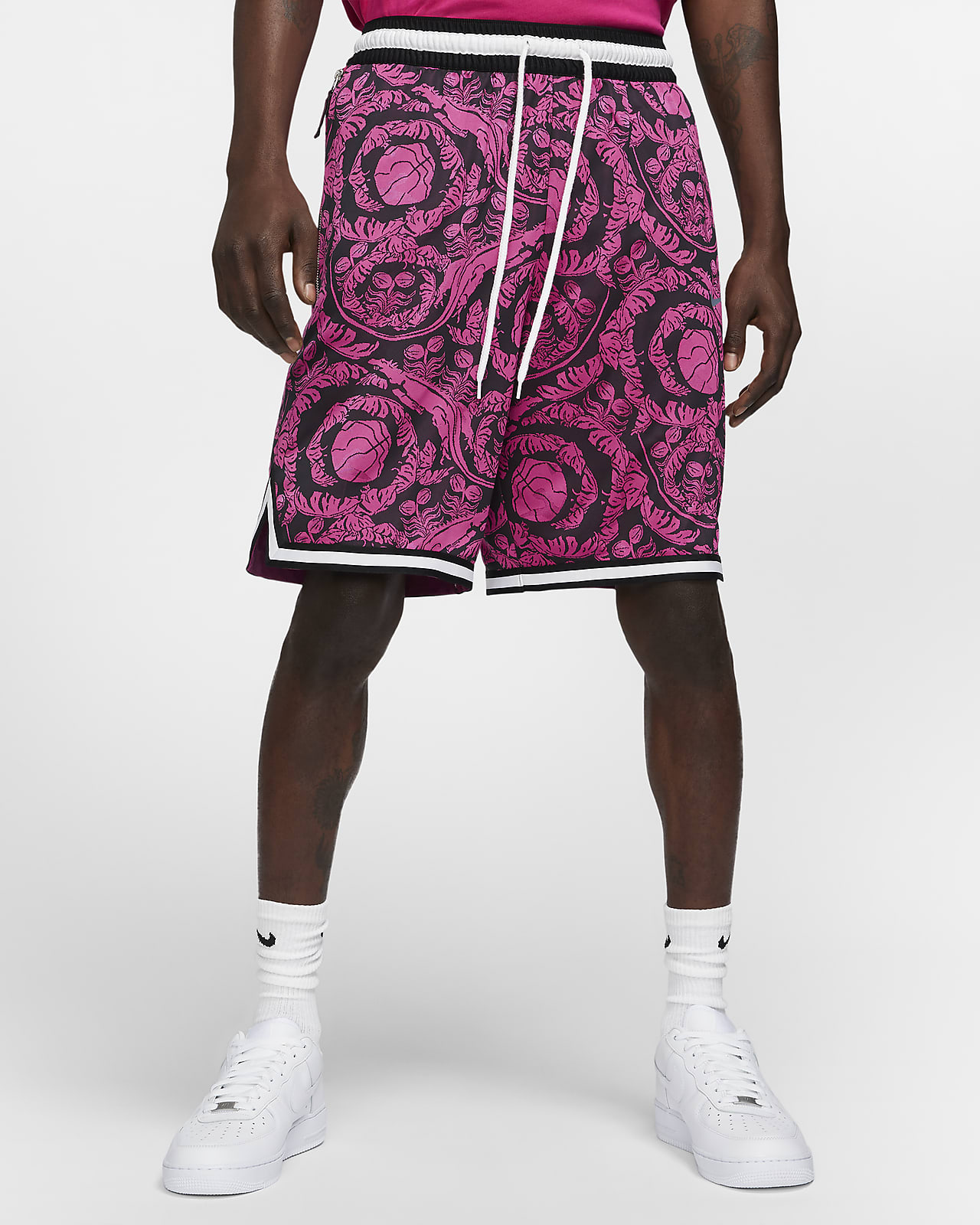 Nike Dri-FIT DNA Exploration Series Men's Printed Basketball Shorts