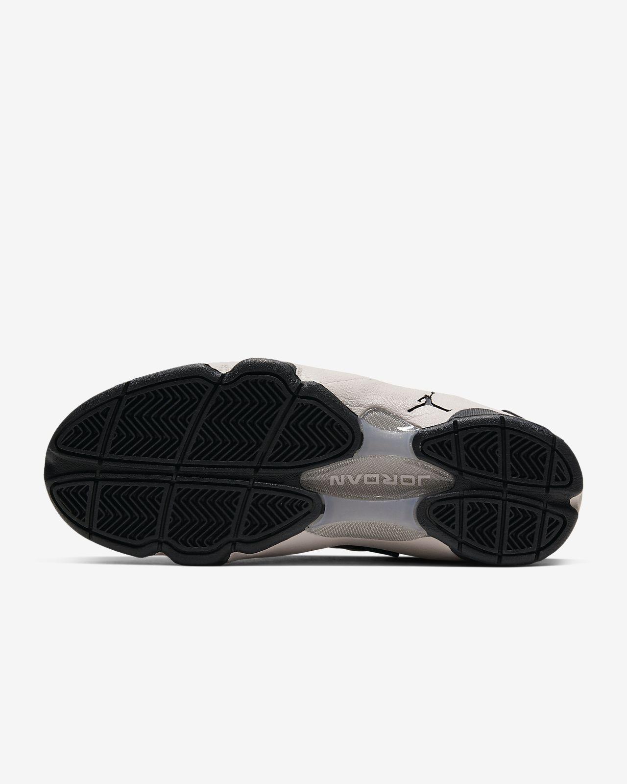 Jordan AIR JORDAN OG - Sneakersy wysokie - barely rose/black