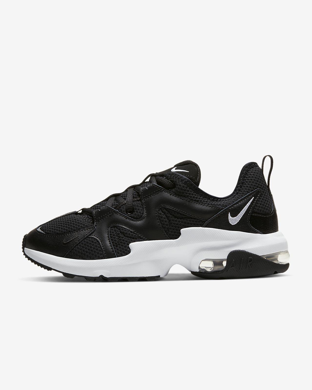 Nike Air Max Graviton (White Black)
