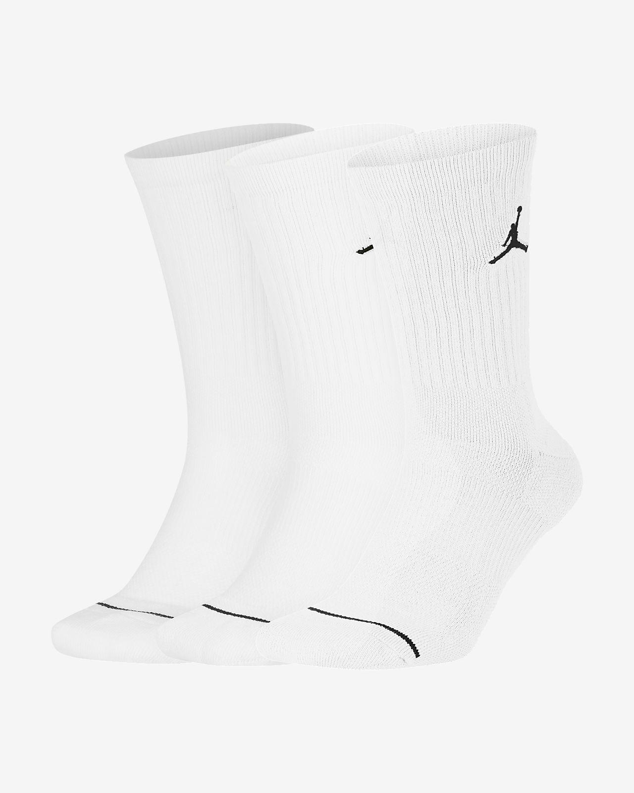 Středně vysoké ponožky Jordan Everyday Max Unisex (3páry)