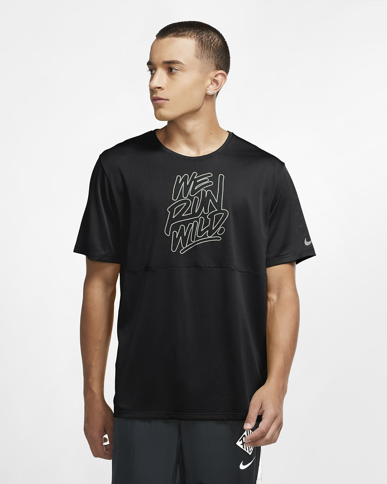 Nike Dri-FIT Wild Run Men's Running Top