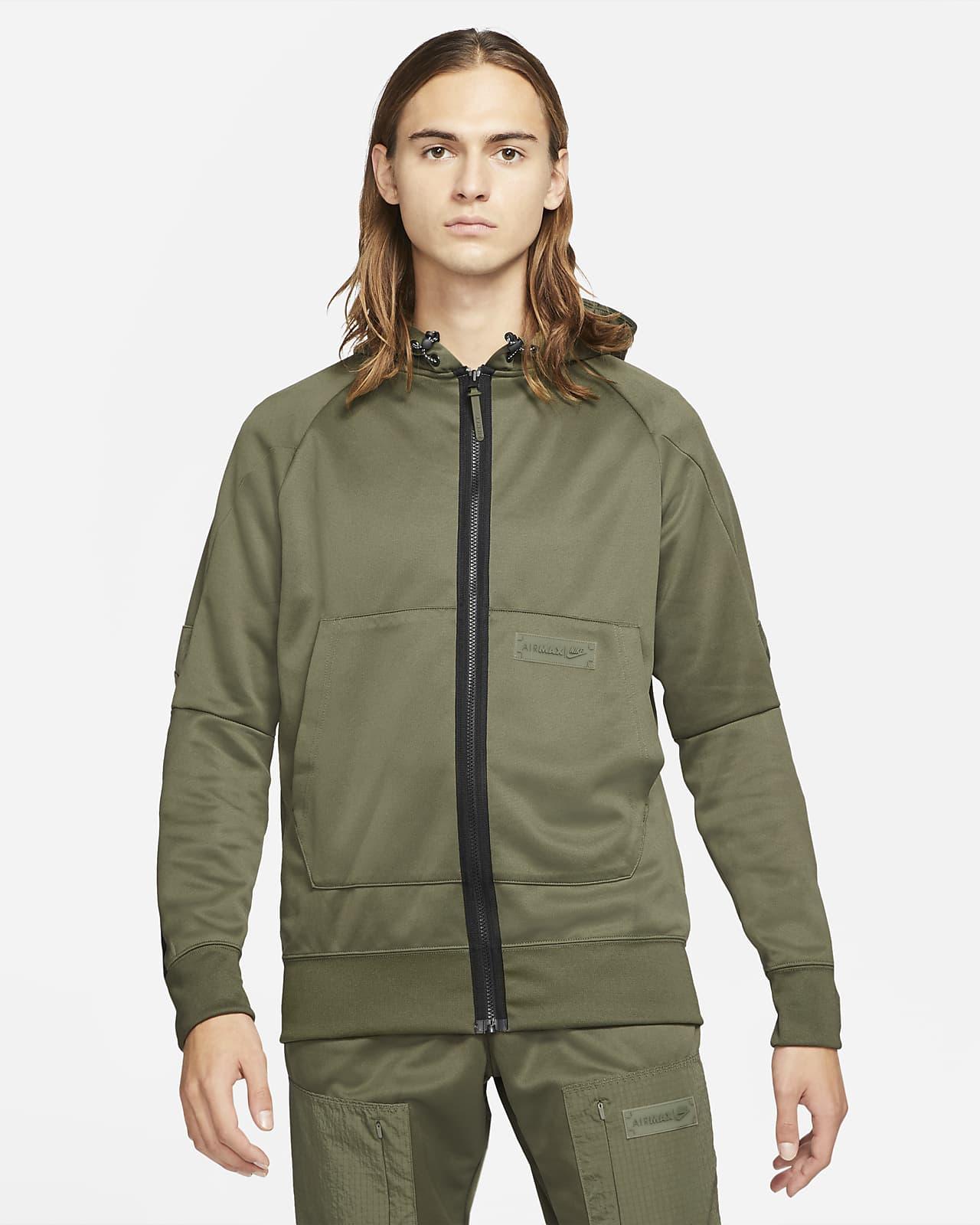 Męska bluza z kapturem i zamkiem na całej długości Nike Sportswear Air Max