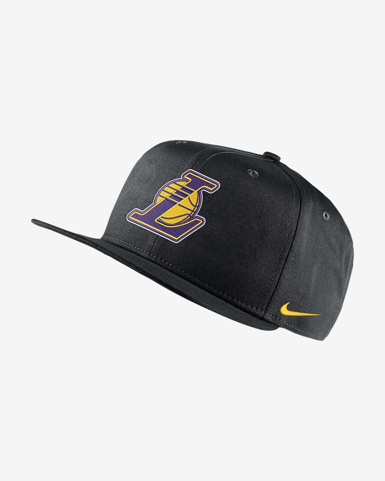 Los Angeles Lakers Nike Pro NBA Şapka