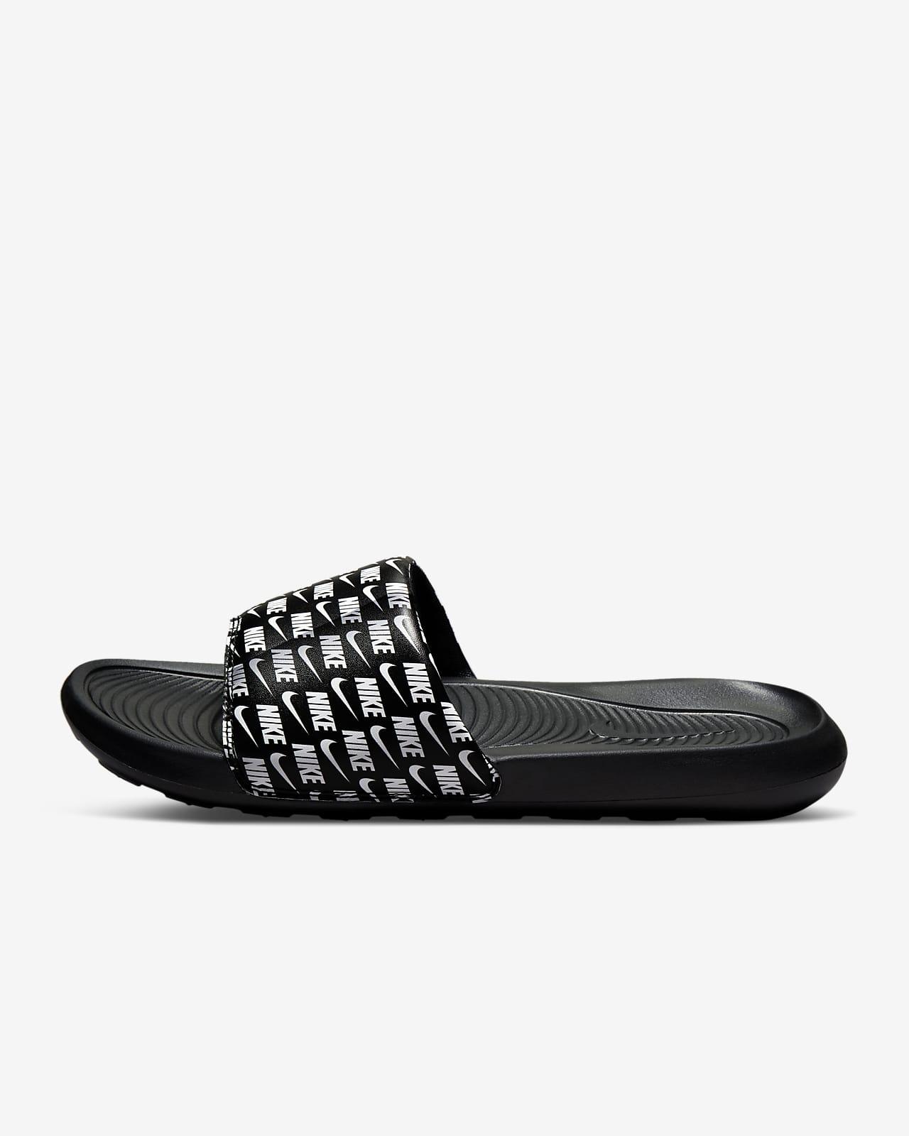 Nike Victori One Slide Print 男子印花拖鞋