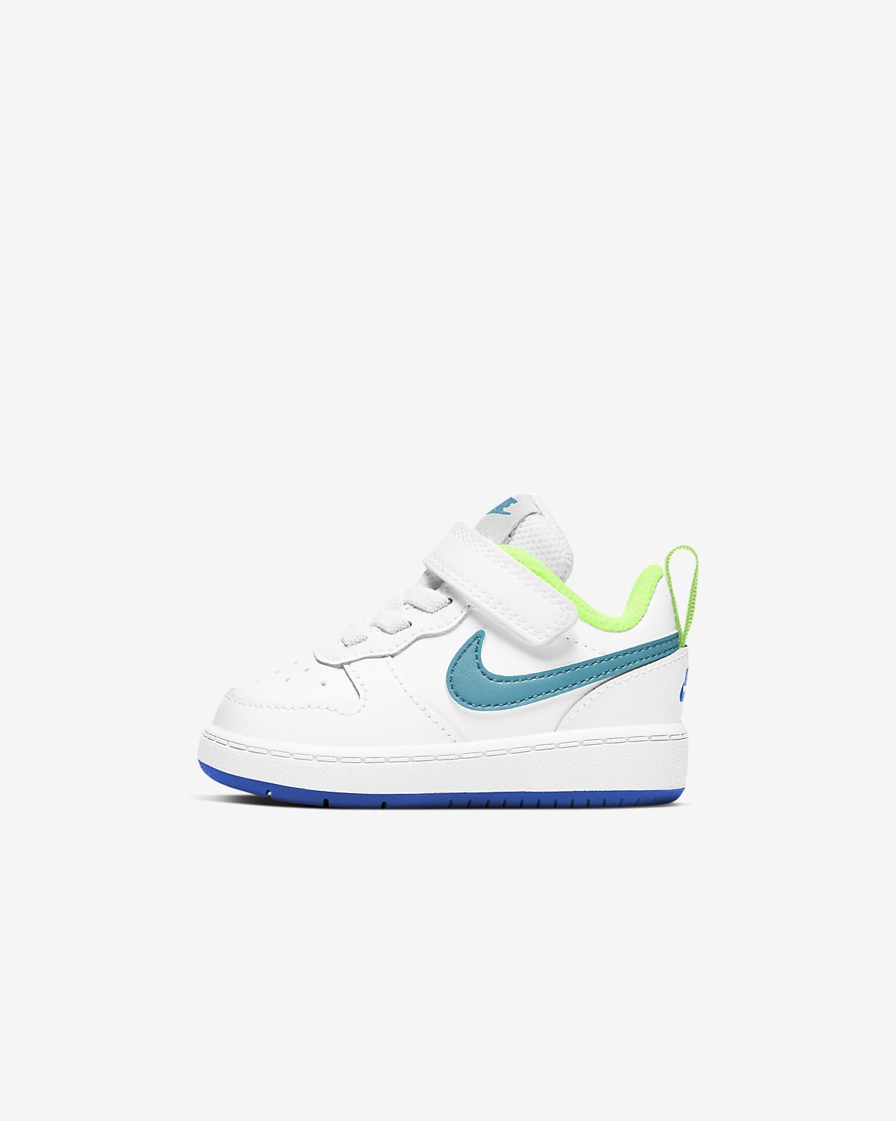Nike Court Borough Low 2 Baby and Toddler Shoe