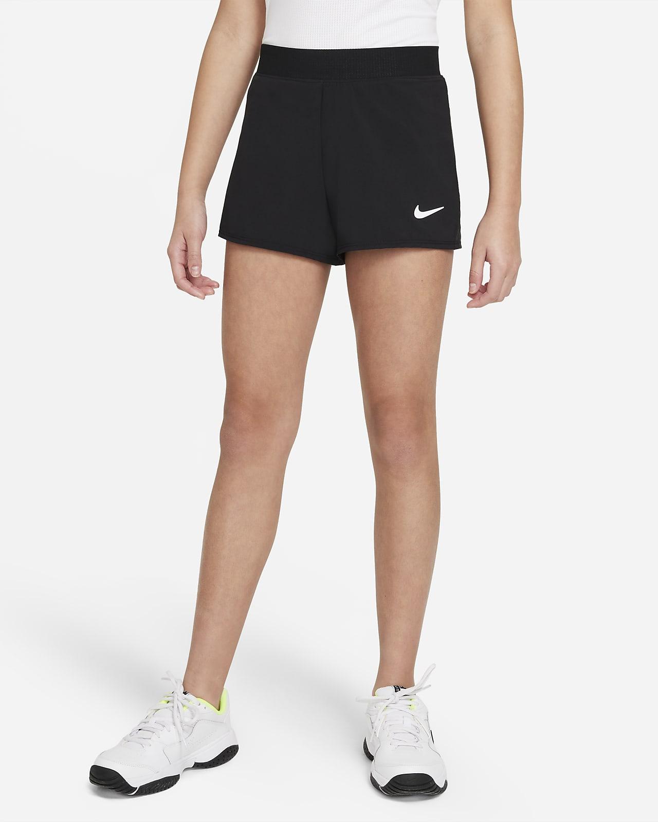 Short de tennis NikeCourt Dri-FIT Victory pour Fille plus âgée