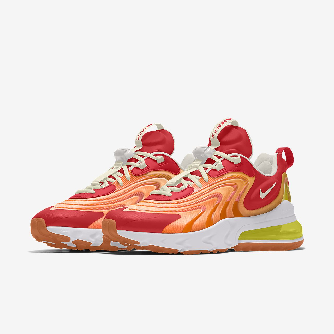 Scarpa personalizzabile Nike Air Max 270 React By You. Nike IT