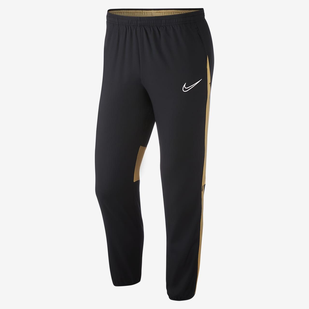 Nike Dri-FIT Academy Verstelbare voetbalbroek voor heren