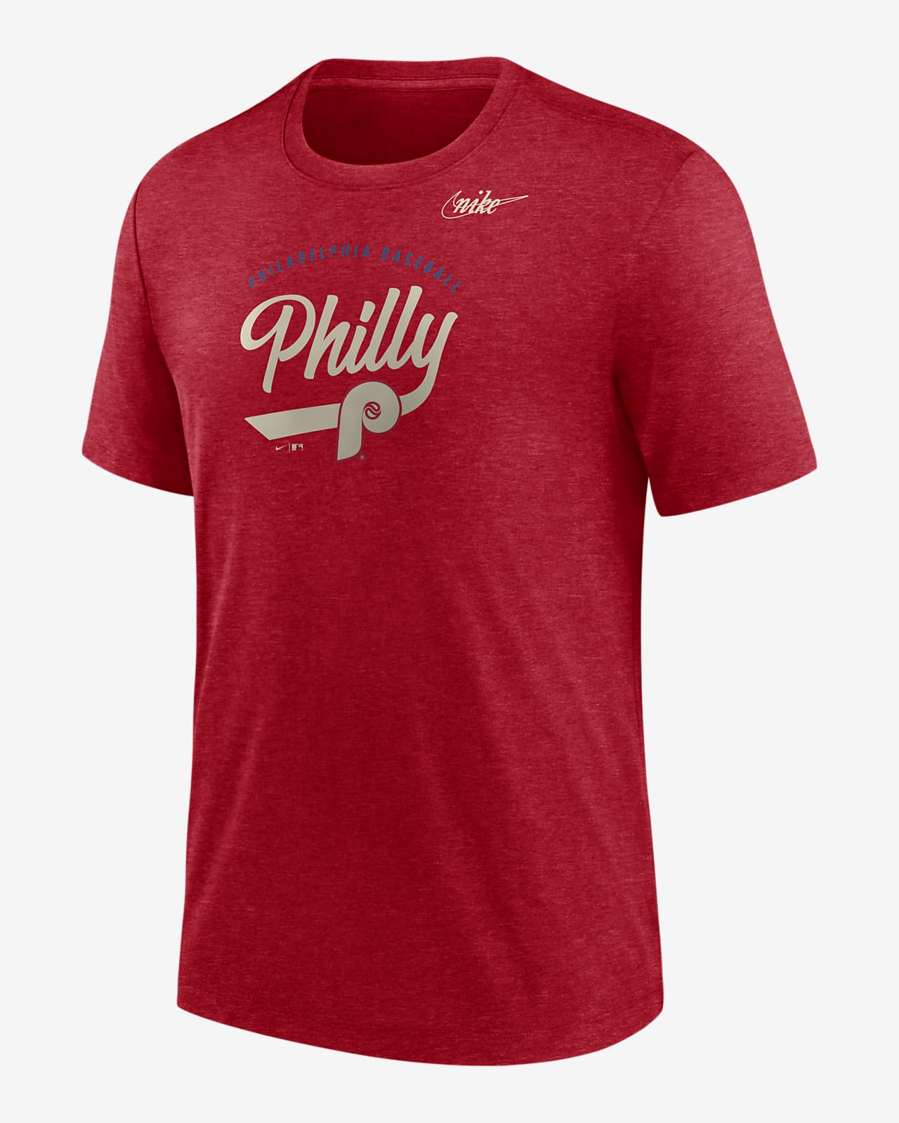 Nike Cooperstown Nickname (MLB Philadelphia Phillies) Men's T-Shirt