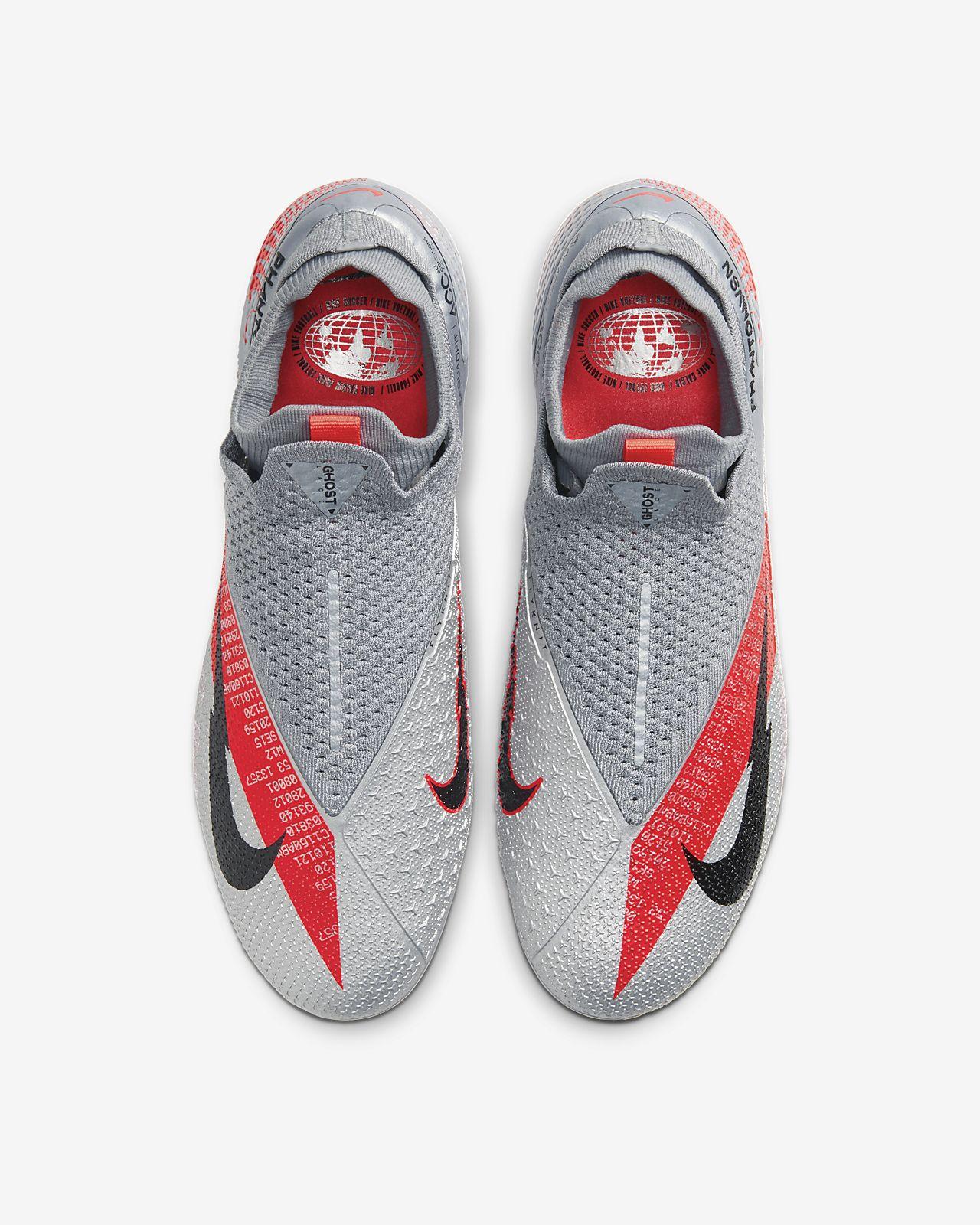 Chaussure de football à crampons pour terrain sec Nike Phantom Vision 2 Elite Dynamic Fit FG