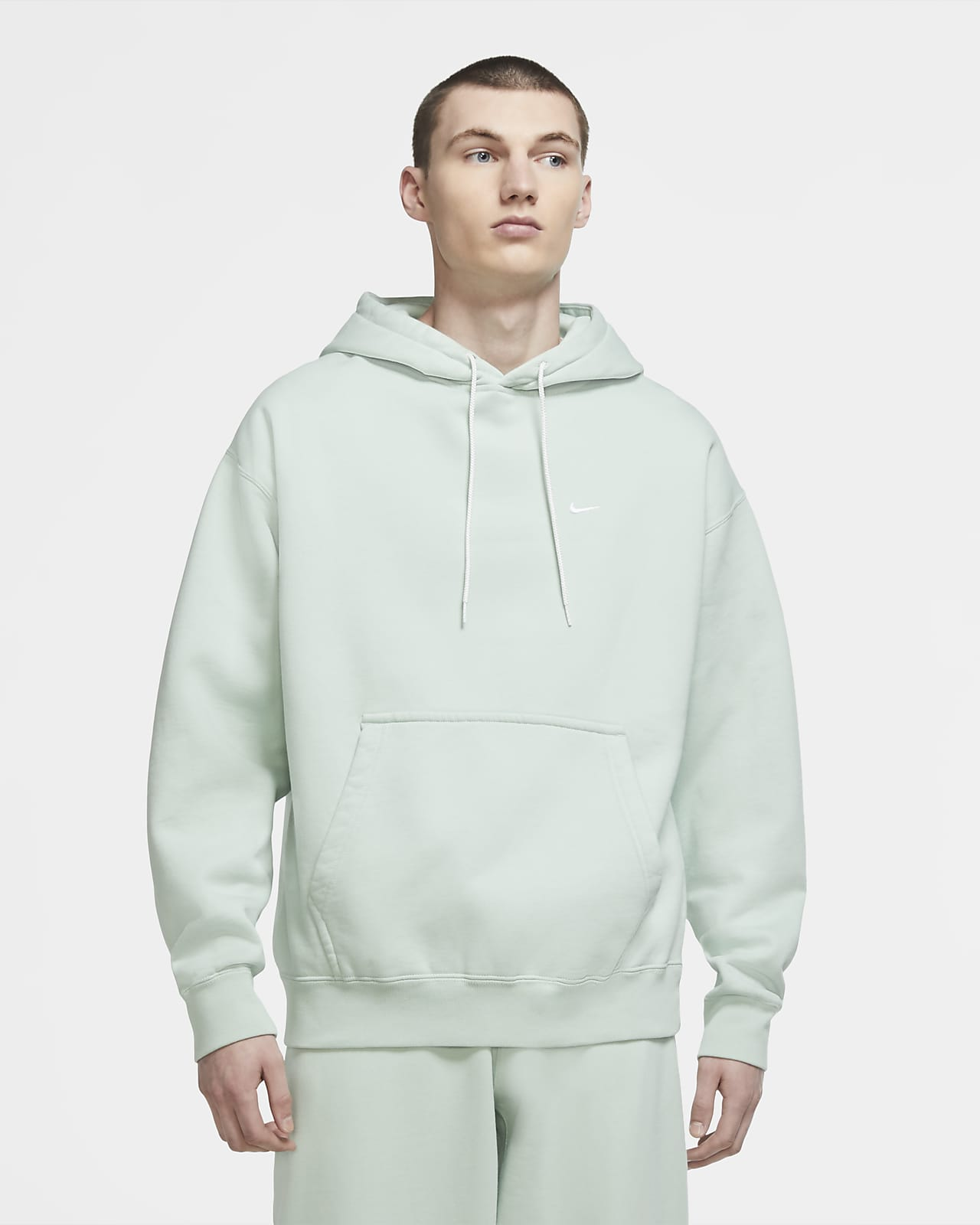 NikeLab Men's Washed Hoodie