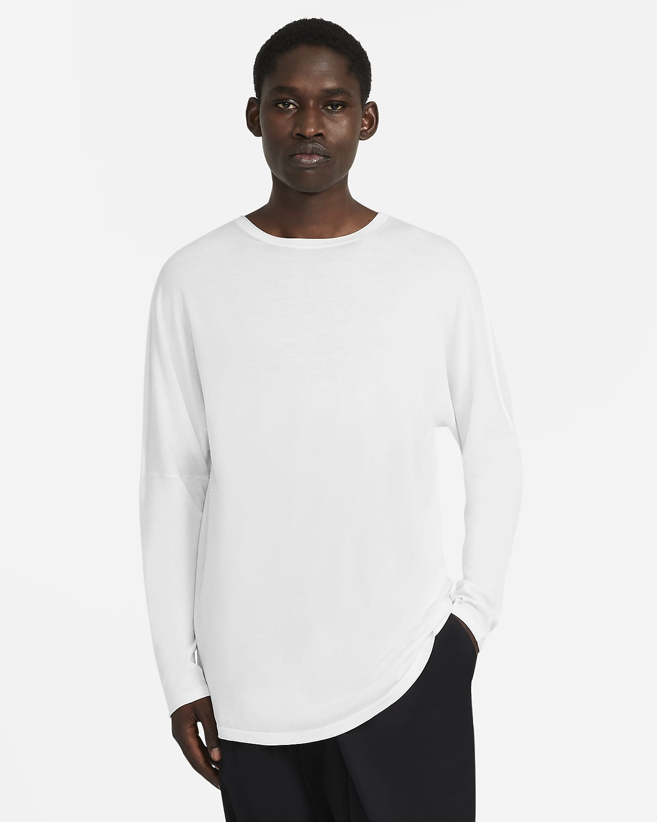Nike ESC Men's Long-Sleeve Knit T-Shirt