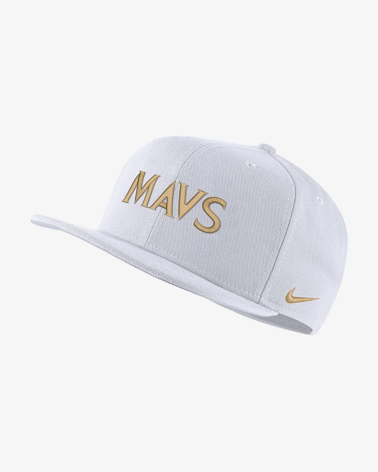 Dallas Mavericks City Edition Nike Pro NBA Şapka