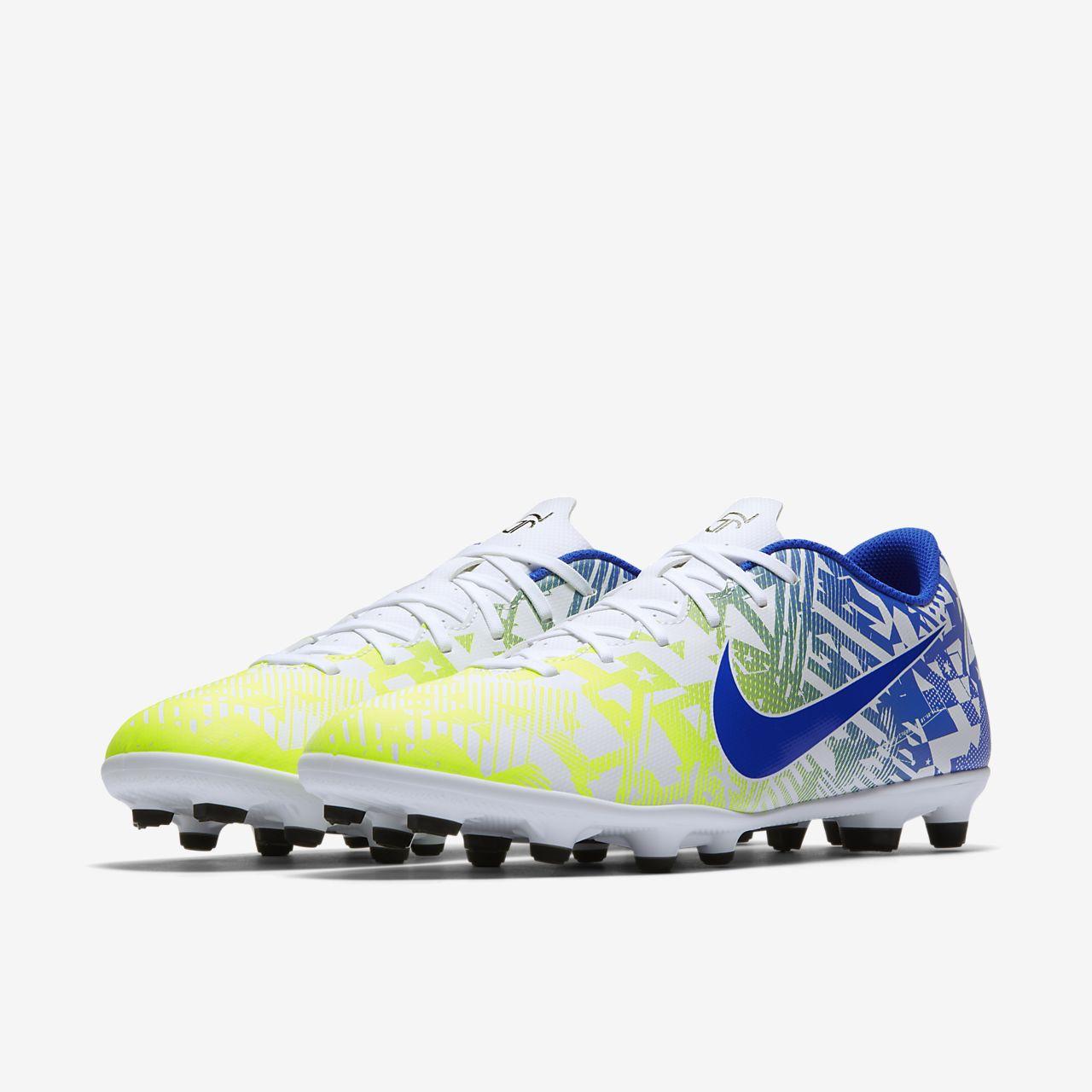 Nike Mercurial Vapor 13 Club Neymar Jr. MG Voetbalschoen (meerdere ondergronden)