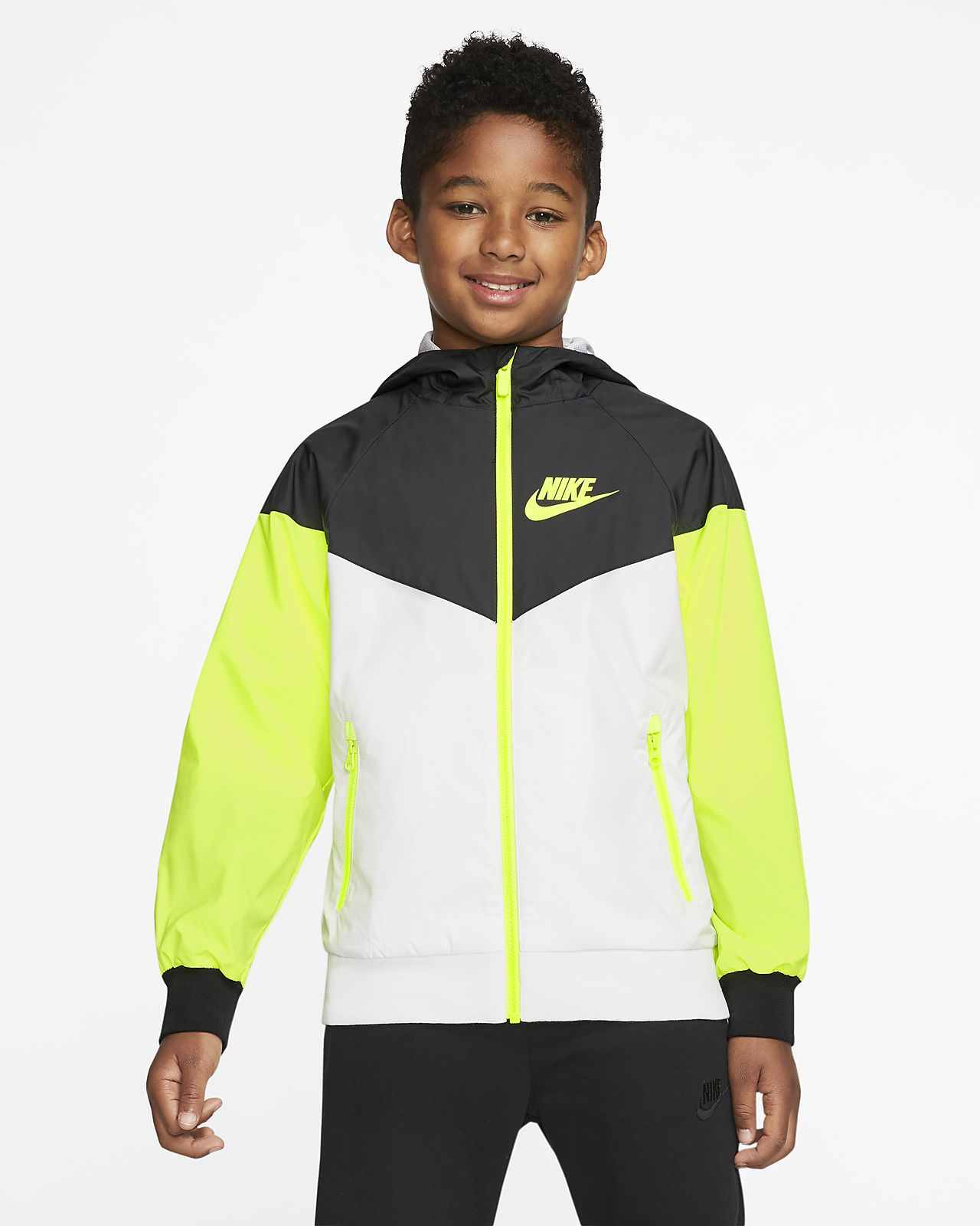 XL boys Nike air max jacket
