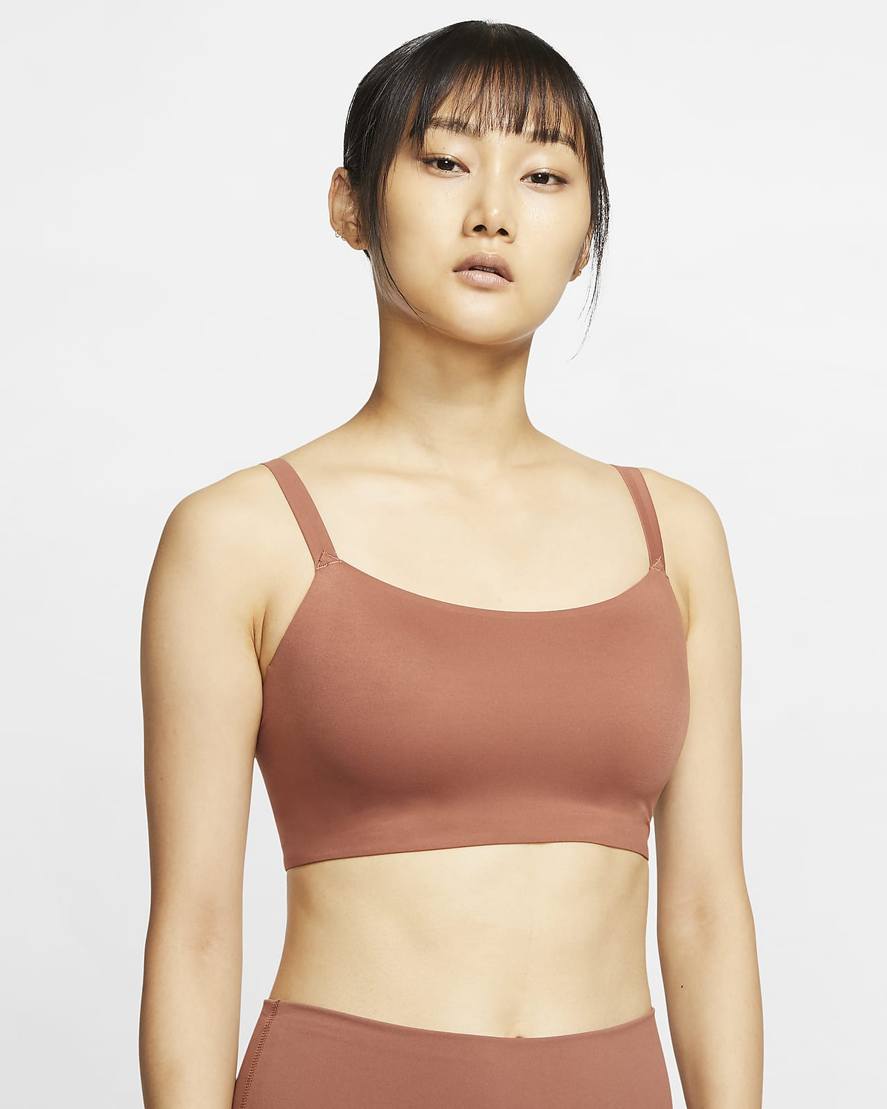 Nike Indy Luxe Women's Light-Support Padded Convertible Sports Bra