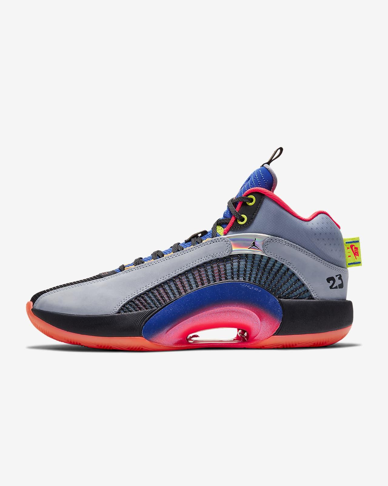 """รองเท้าบาสเก็ตบอล Air Jordan XXXV PF """"Tech Pack"""""""