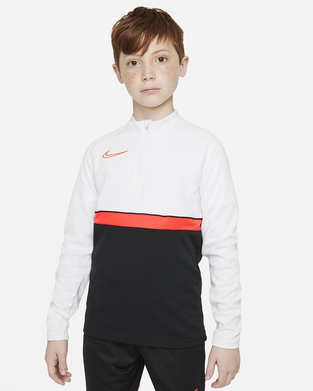 เสื้อฝึกซ้อมฟุตบอลเด็กโต Nike Dri-FIT Academy