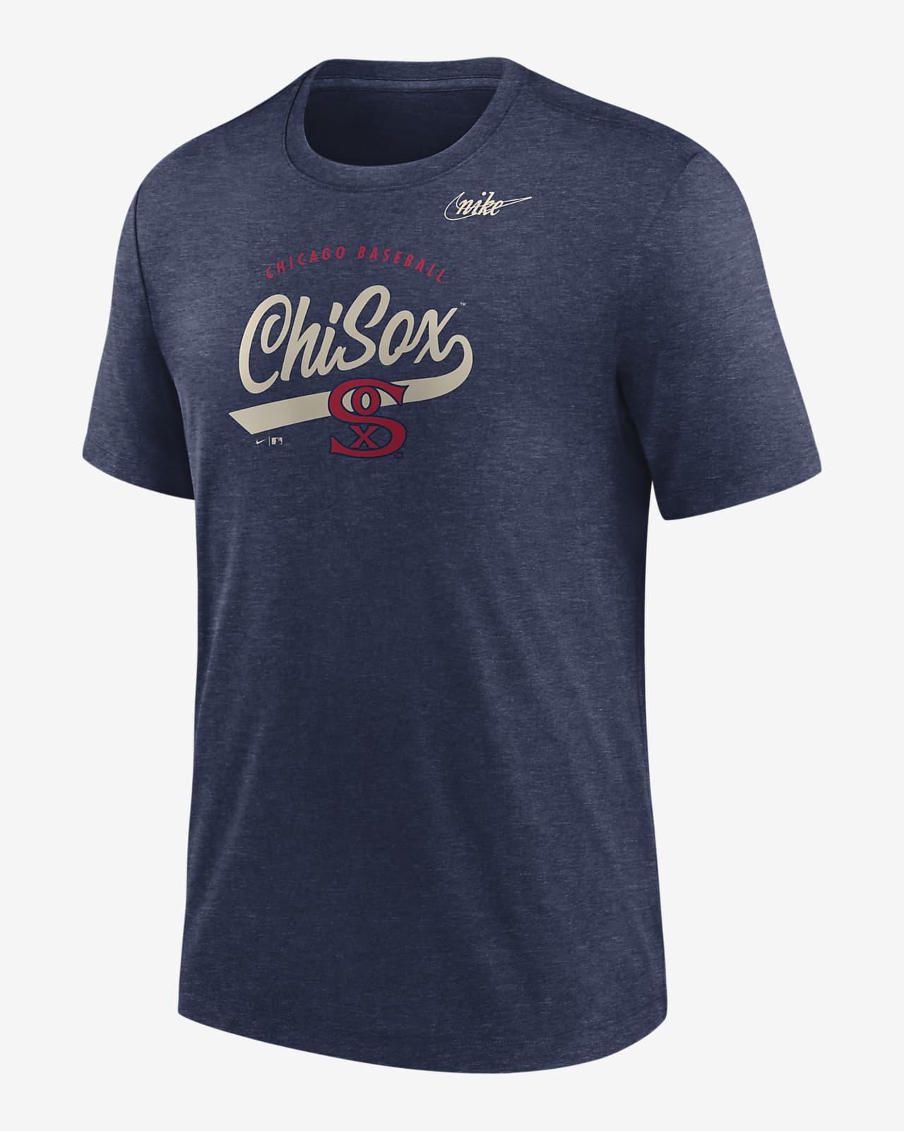 Nike Cooperstown Nickname (MLB Chicago White Sox) Men's T-Shirt