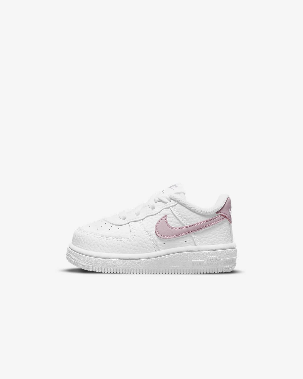 Nike Force 1-sko til babyer/småbørn