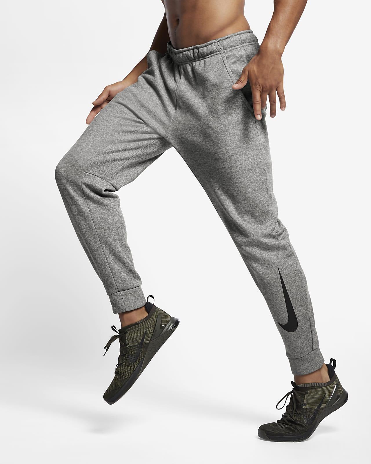 กางเกงเทรนนิ่งขาเรียวผู้ชาย Nike Therma