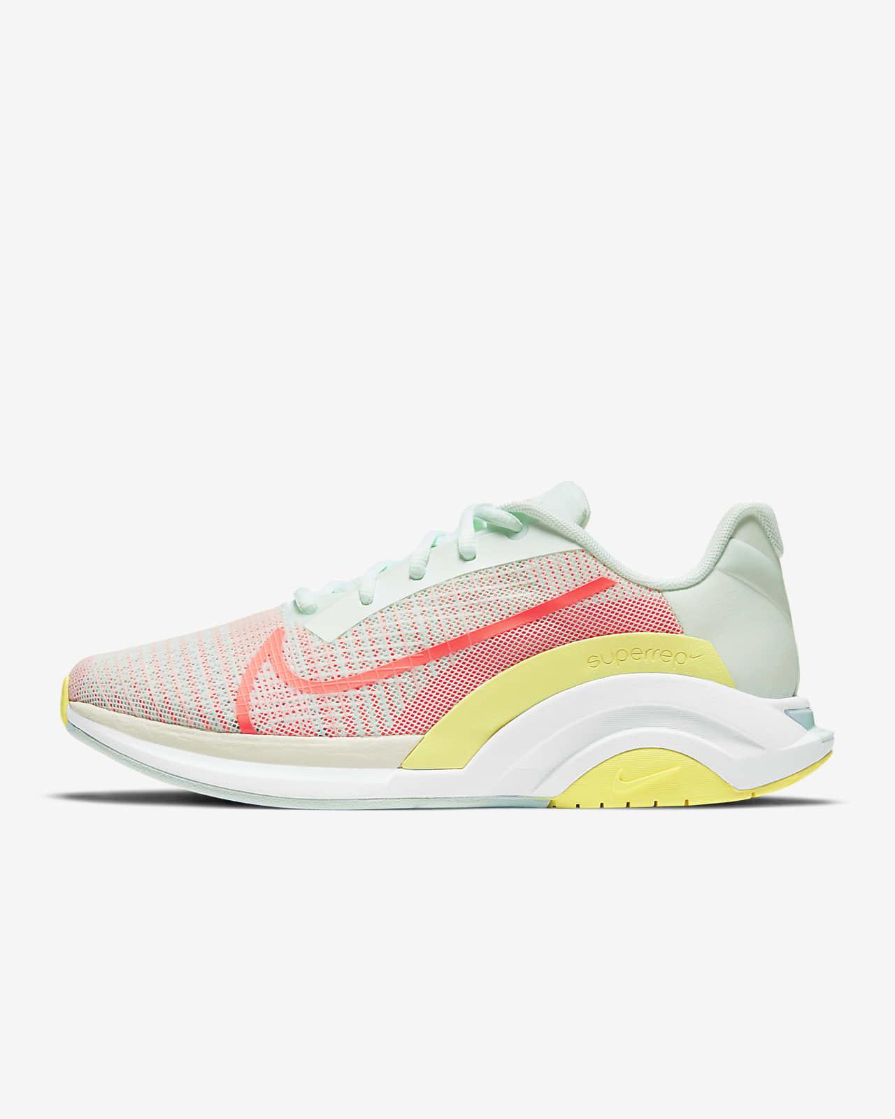 Damskie buty do treningu wytrzymałościowego Nike ZoomX SuperRep Surge