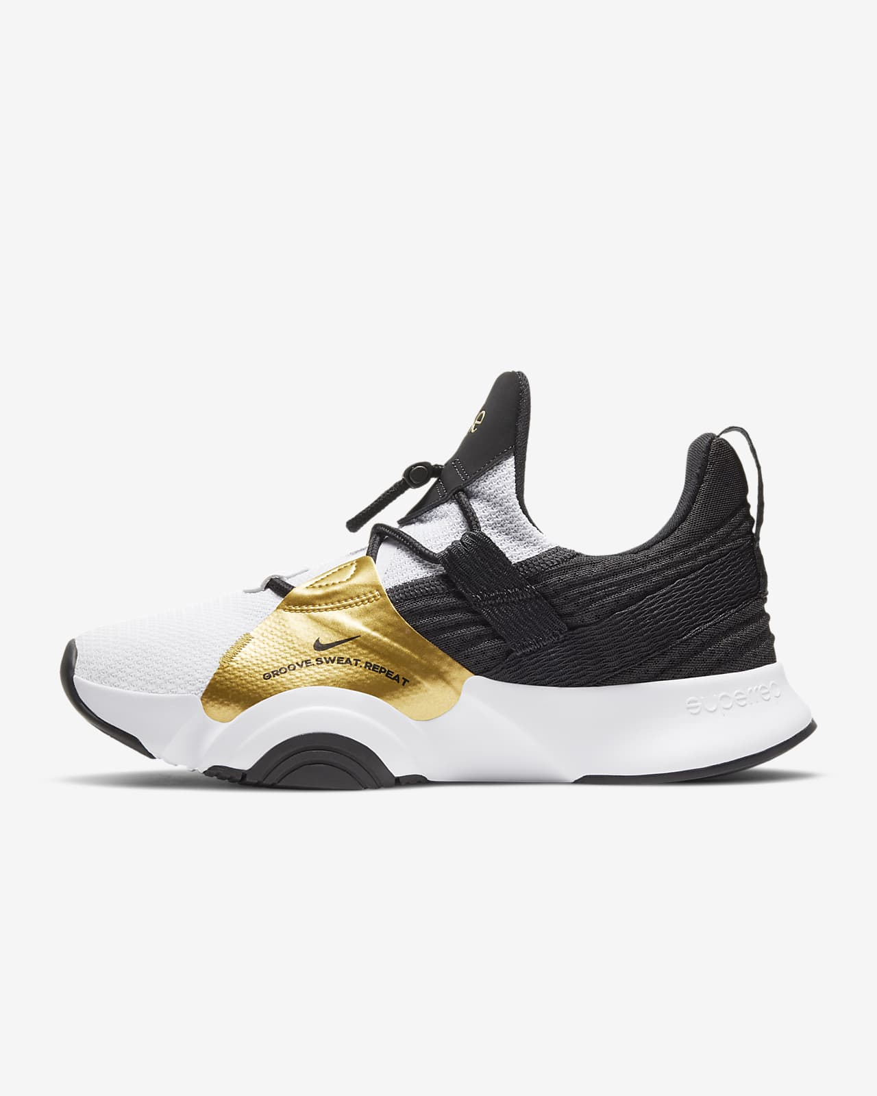 Nike SuperRep Groove 女款有氧舞蹈鞋
