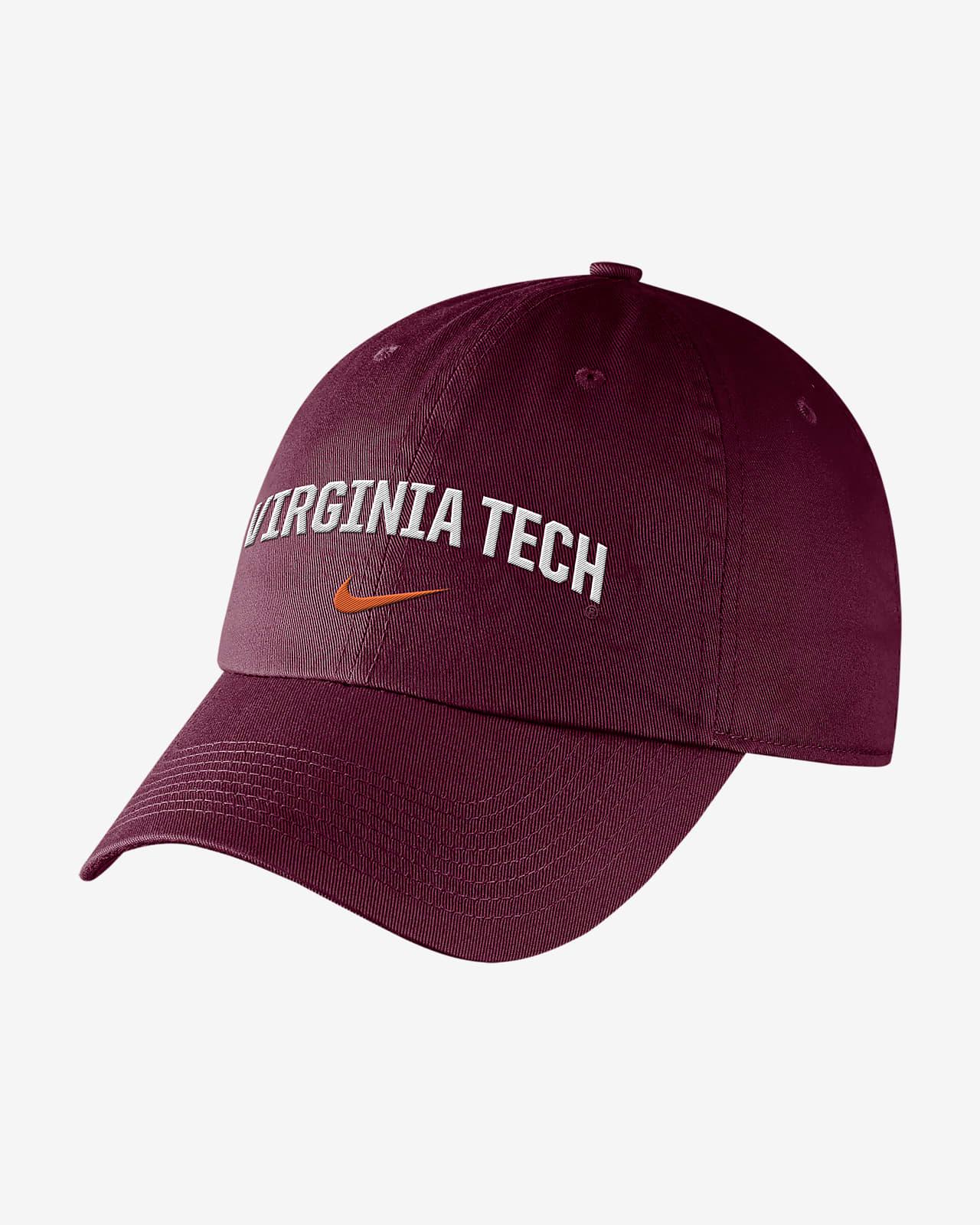 Nike College (Virginia Tech) Hat