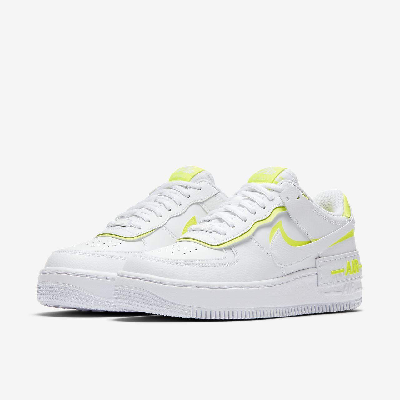 nike air force 1 shadow femme rouge