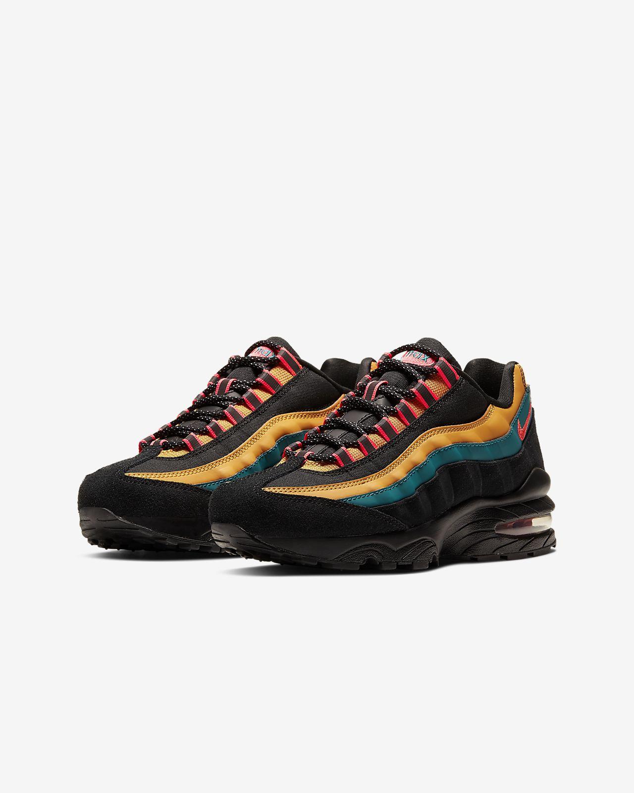 Nike Air Max 95 SE Big Kids' Shoe