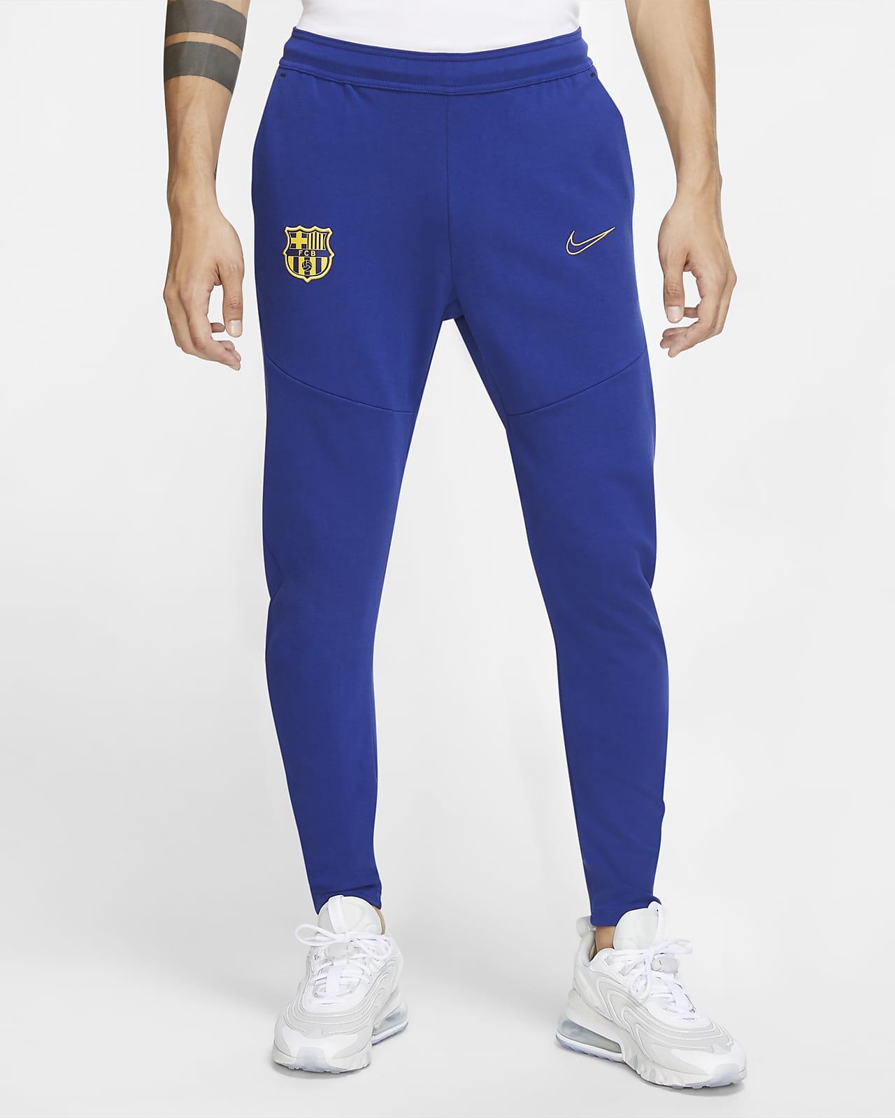 Pantalon FC Barcelona Tech Pack pour Homme